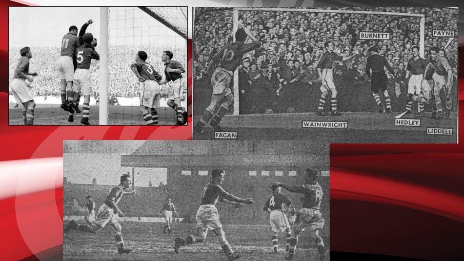Σαν σήμερα: 23/3/1950 Πρόκριση με Everton στο δρόμο για Wembley