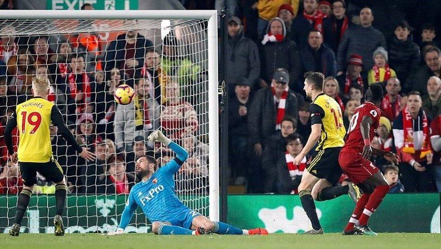 """Liverpool vs Watford 5-0: """"Πεντάστερη"""" πρωτιά"""
