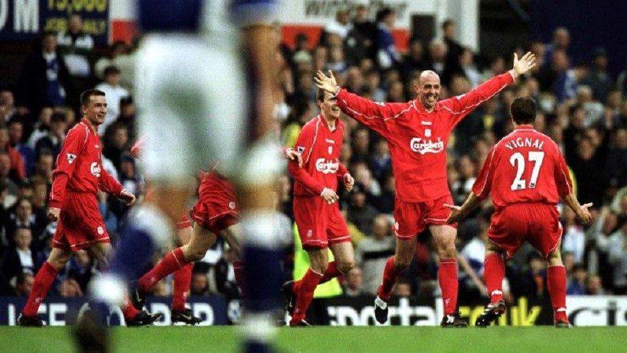Σαν σήμερα: 16/4/2001 Επική νίκη με Everton στις καθυστερήσεις