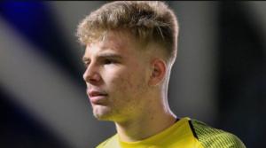 Ο νεαρός τερματοφύλακας της Liverpool, Vitezslav Jaros.
