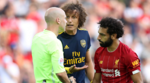Το γκολ του Mo Salah με την Arsenal, στην αρχή της φάσης της επίτευξης του οποίου απέφυγε τον David Luiz, ψηφίστηκε το καλύτερο της ομάδας μας για τον Αύγουστο.