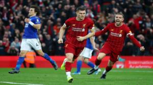 Αυξάνεται συνεχώς η διαφορά της Liverpool.