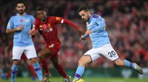 Αυτά τα ελάχιστα είχε να πει ο μέσος της Manchester City, Bernardo Silva, για τη φάση με τον Alexander-Arnold πριν την επίτευξη του γκολ του Fabinho.