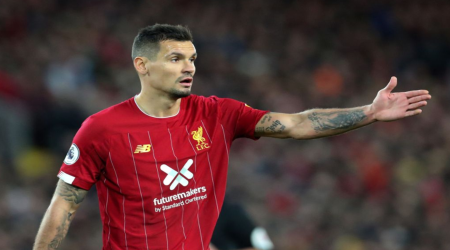 O Dejan Lovren αποχώρησε από τη Liverpool το καλοκαίρι.