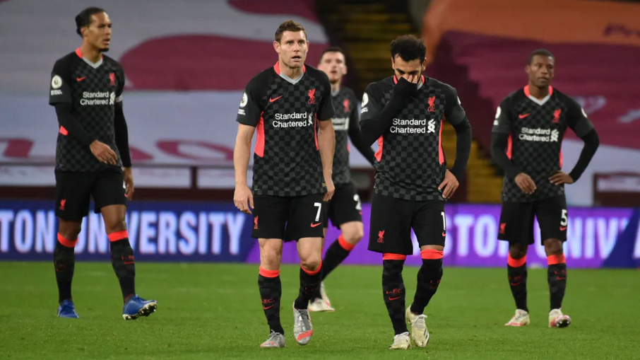 H τελευταία επίσκεψη της Liverpool στο Villa Park ήταν...τραυματική.