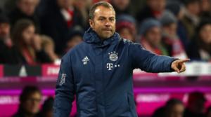 O προπονητής της Bayern, Hansi Flick.