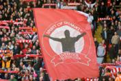 """Επικριτική απέναντι στην FSG η ένωση οπαδών της Liverpool """"Spirit of Shankly""""."""