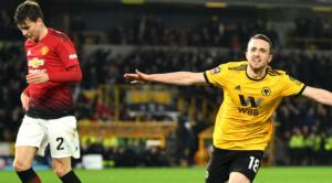O Diogo Jota έχει σκοράρει εις βάρος της United ως παίκτης της Wolves.