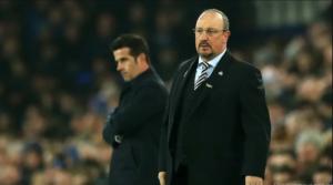 O Rafa Benitez ως αντίπαλος της Everton του Marco Silva.