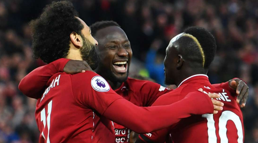 Salah, Mane και Keita μέσα στους παίκτες της Liverpool πού θα χρειαστεί -εκτός απροόπτου- να εκπροσωπήσουν τις εθνικές τους μέσα στον χειμώνα.