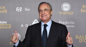 Ακόμα υπέρ της ESL Florentino Perez και Real Madrid.